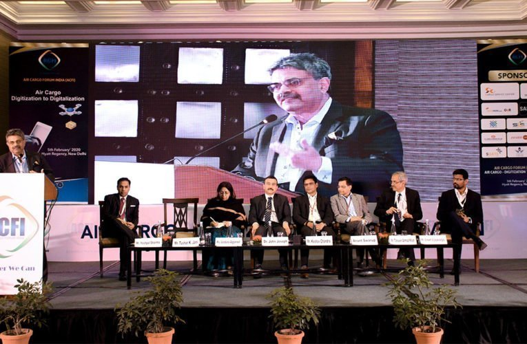 Air Cargo experts exchanged thoughts on 'Digitisation to Digitalisation' in ACFI's event