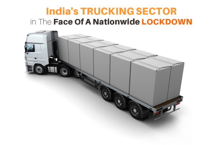"e-Meet on ""India's Trucking SECTOR IN THE FACE OF A NATIONWIDE LOCKDOWN"""