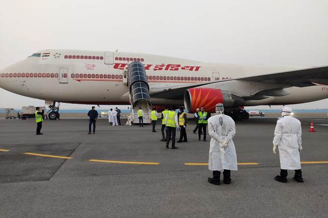 Five Air India pilot who flew cargo flights to China test COVID positive