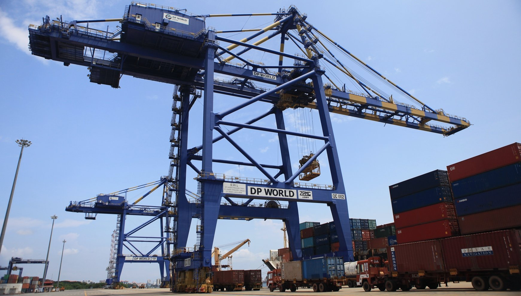 DP World Cochin handles 50,000 TEUs in 50 days of lockdown
