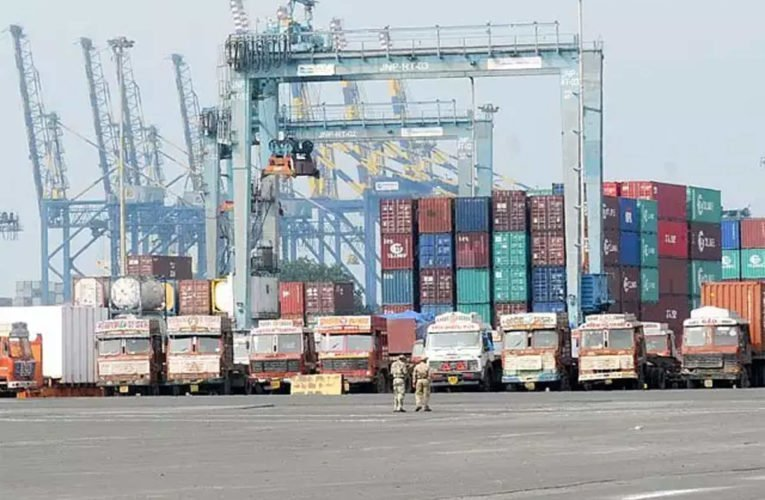 Container Volumes at Indian Ports to witness a decline of 16% in FY21: CRISIL