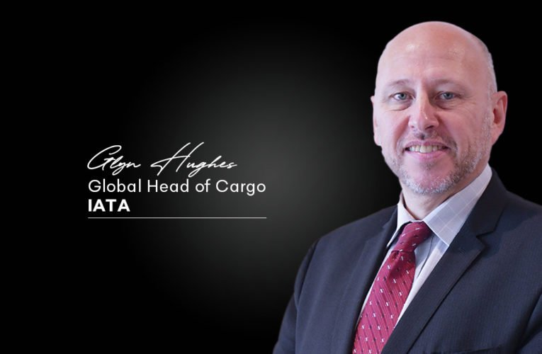 """""""IATA is trying to identify the issues and work with Govts & Carriers to address them in COVID times,"""" says Hughes, Global Head of Cargo – IATA"""