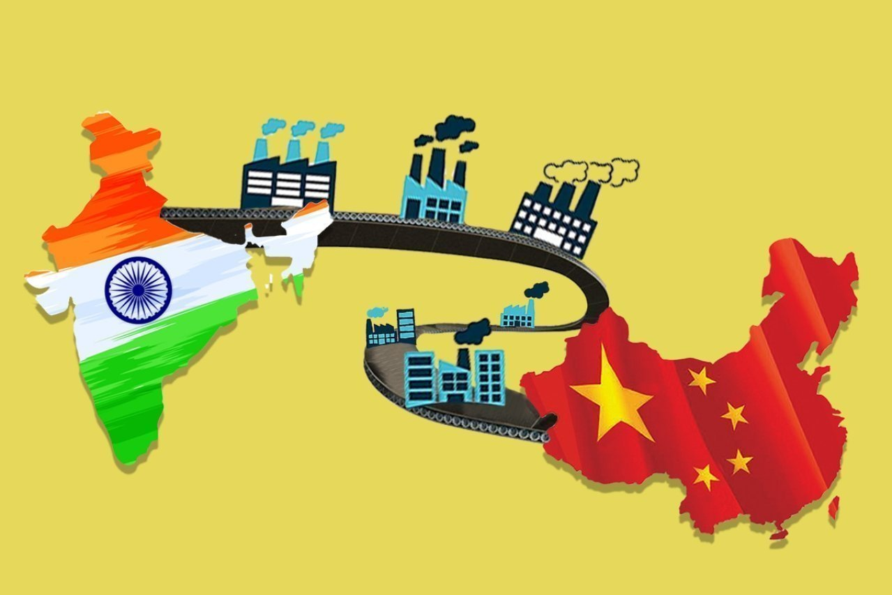 Industries look to relocate from China to India