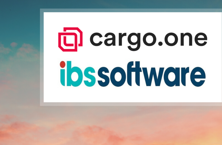 Cargo.one and IBS Software enters into a strategic partnership