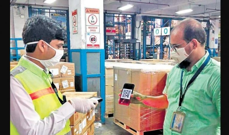 Delhi Airport introduces first-ever e-gate pass facility at cargo terminal