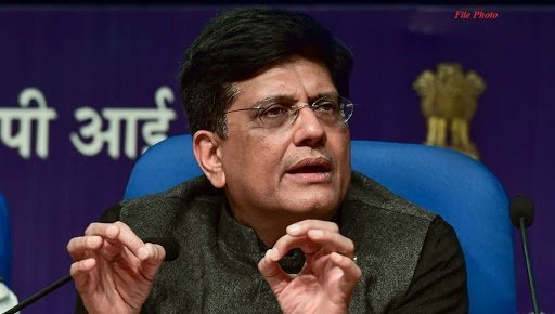 Piyush Goyal lauds role of exporters, exhorts them to Make in India