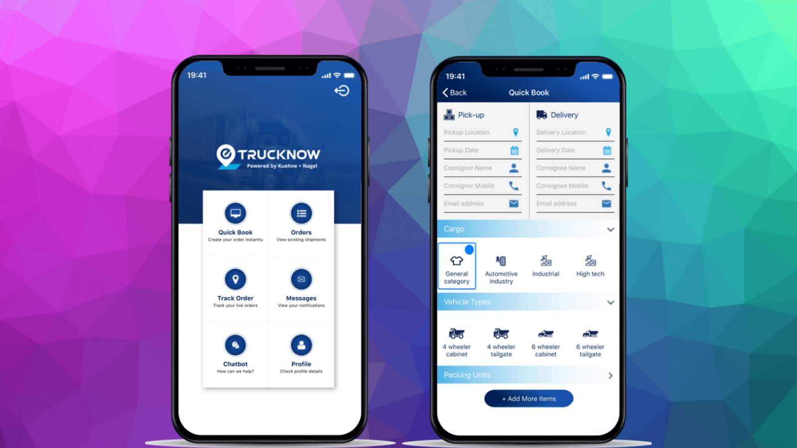 Kuehne+Nagel launches cloud-based road logistics platform eTrucknow in India